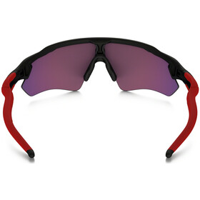Oakley Radar EV XS Path Bike Glasses red/black